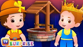 Jack and Jill - ChuChu TV Surprise Eggs Learning Videos