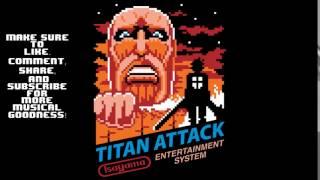 Attack on Titan / Shingeki no Kyojin Opening 2 - Jiyuu no Tsubasa 8-bit NES Remix