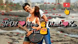 https://youtu.be/JLp9yLt9W5g                              *❤️*Aise Na Mujhe Tum Dekho new status*❤️*