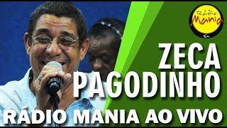 🔴 Radio Mania - Zeca Pagodinho - Minha Fé