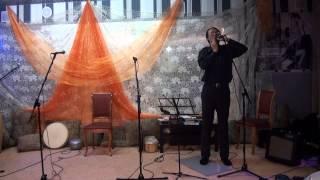 Vladimir Markov Concert in Chillout club ethnobeat 9.01.2013 jew's harp