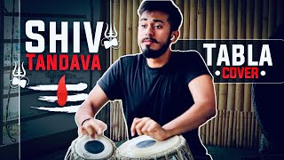 SHIV TANDAVA  STOTRAM || POWERFUL TABLA EDITION