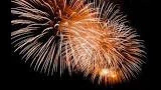 Vatromet - nova godina 2017 Blacko ( Pleternica )