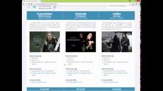 Tutorial Ver HBO y HBO2 Online Gratis - Juego de Tronos Temporada 7 Gran Estreno Mundial