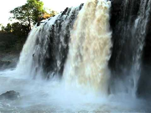 ETHIOPIA. Blue Nile Falls. Part II