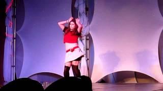 A-Kon 22 - Cosplay Contest - Caramelldansen by Caramella Girl