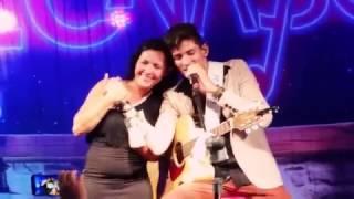 Leo Nascimento  emociona fãs em show INSCREVA SE