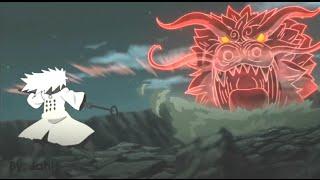 Madara Uchiha vs Might Guy 8 Gates Full Fight - Naruto Shippuden AMV「Invincible」