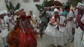 Xiré de Oxossi 2012 Video 9