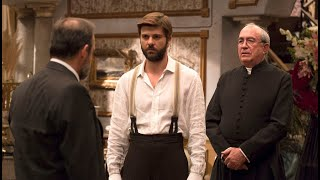 Gonzalo se presenta en el velatorio de Francisca con sed de venganza