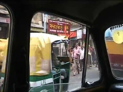 TODO VA BIEN (Una vuelta en  kolcata con el taxi )