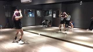 Jolin蔡依林怪美的副歌舞蹈教學part.2