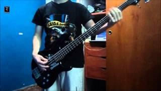 "Guns N' Roses ""My Michelle"" Bass Cover"