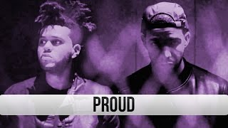 "Drake The Weeknd Style R&B Rap Beat Instrumental ""Proud"" - ThisIsAMK & Keensen"