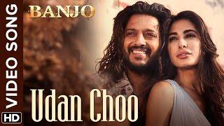 Udan Choo (Official Video Song) | Banjo | Riteish Deshmukh, Nargis Fakhri | Vishal & Shekhar width=