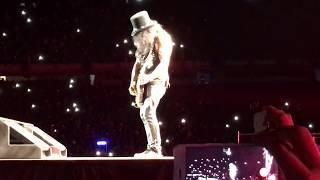 Guns N' Roses - Godfather Theme - Madrid 2017