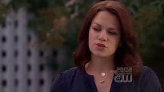 One Tree Hill 6x03 Brooke and Haley talk