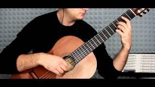 MASH Theme on Classical Guitar