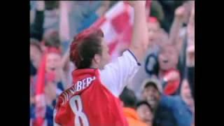 Freddie Ljungberg 2001/2002