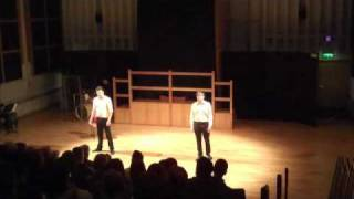 Live With Somebody You Love - Simon Crick and Kristian Cleworth