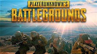 PUBG/Playerunknown's Battlegrounds:  I Promise I Won't Rage Quit...