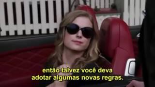 Revenge 4x01 - Emily e Nolan
