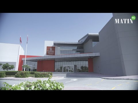 Video : Emirates Flight Training Academy : des pilotes de ligne de classe mondiale