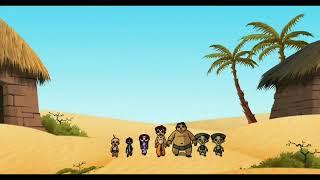 Chhota Bheem |Tamil Cartoon | MOVIE 2 $ PART 4 | Kids Time
