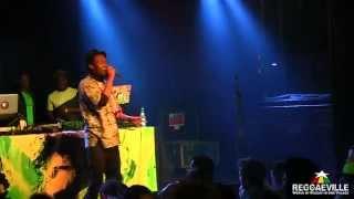 Randy Valentine - Sweet Reggae Music in Munich, Germany @ Backstage [April 24th 2015]