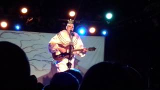 Puddles Pity Party at Belly Up