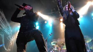 Amaranthe - Afterlife [Live] - 9.30.2014 - Minneapolis, MN - FRONT ROW