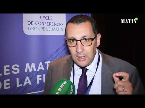 Video : Les Matinales de la fiscalité : Déclaration de Anas Abou El Mikias