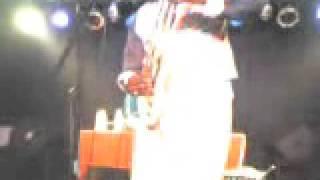 Afroman LIVE @ Dantes In Portland ( Double Guitar Solo )