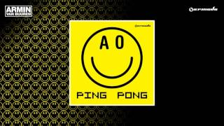 Dimitri Vegas & Like Mike vs. Armin Van Buuren - Ping Pong Tremor Army (Alberto Rodrigo's Edit)