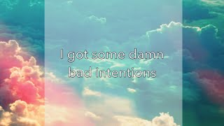 Bad Intentions - Niykee Heaton - Official Lyrics and Audio - Single