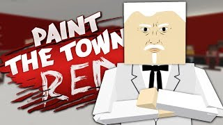 I GOT A REAL JOB - Best User Made Levels - Paint the Town Red
