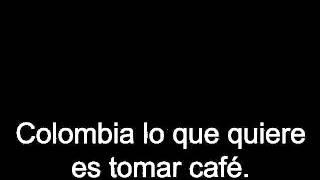 Con un cafe, cafe del bueno (Karaoke)