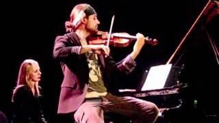 "DAVID GARRETT & JULIEN QUENTIN - ""Liebesleid for violin and piano"" (Fritz Kreisler)"
