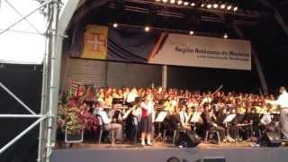 Coro Infantil da  DRE - Solista: Sara Nascimento