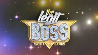 Sasha Banks Entrance Video Theme Song( Skys The Limit) ft Snoop Dogg Raven Felix