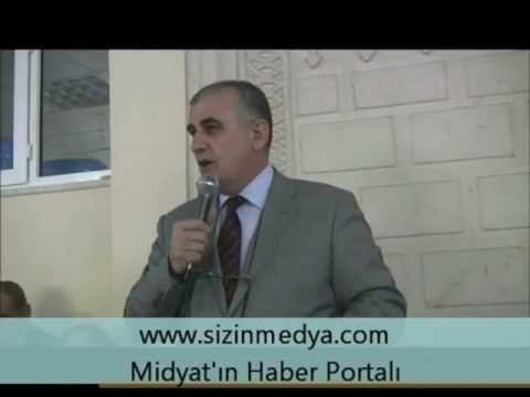 AK Parti Midyat Danışma Meclisi Toplantısı