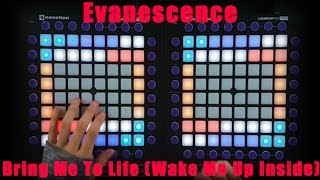 Evanescence - Bring Me To Life (Wake Me Up Inside) // Launchpad Cover/Remix