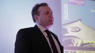 The Future of Higher Education: Prof. Clive Agnew at TEDxUniversityOfManchester