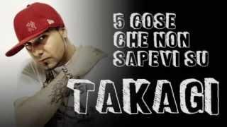 5 cose che non sapevi su Takagi (Thg)