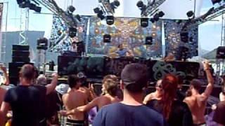 Hadra 2010 psytrance goa festival