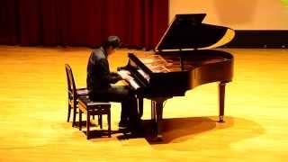 Senbonzakura 千本桜 - Vocaloid [piano] - Live in Taipei 2015