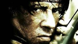 Rambo 4 Soundtrack - 19.Rambo Main title HD