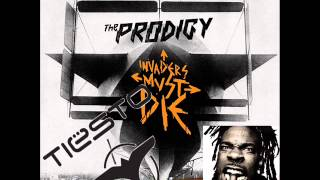 Tiësto vs Diplo vs The prodigy ft (Busta Rhymes) - Invaders C'mon