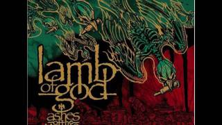 lamb of god- laid to rest (rare version)