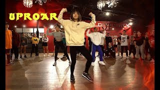 "Bailey Sok killed this😍🔥🔥 Lil Wayne - ""UPROAR"" Dance   Matt Steffanina Choreography"